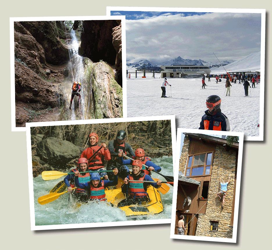 Sports d'aventure en Pallars